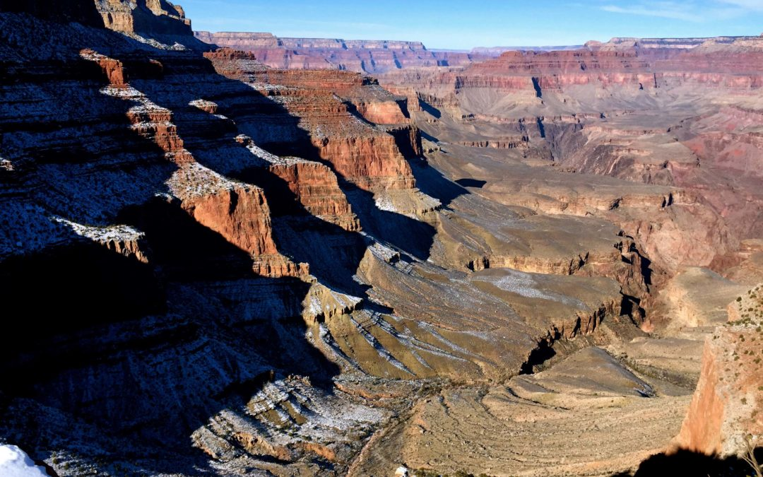 Safety Tips for Hiking Grand Canyon in Winter