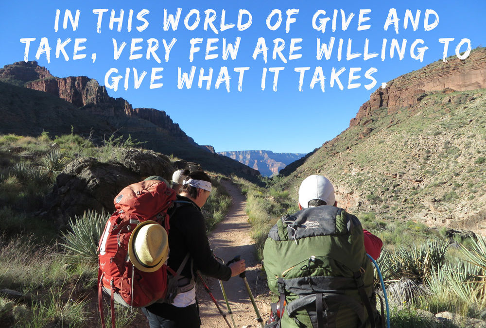 5 Reasons Why You SHOULD Carry Your Own Gear on a Backpacking Trip