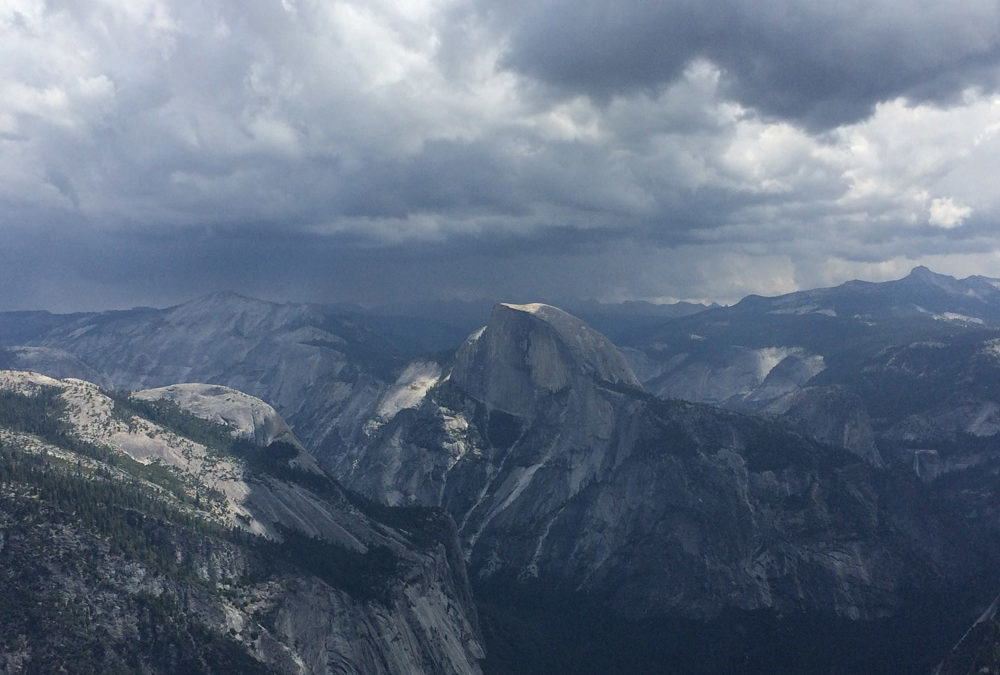Staying Safe in the Wilderness of Yosemite National Park