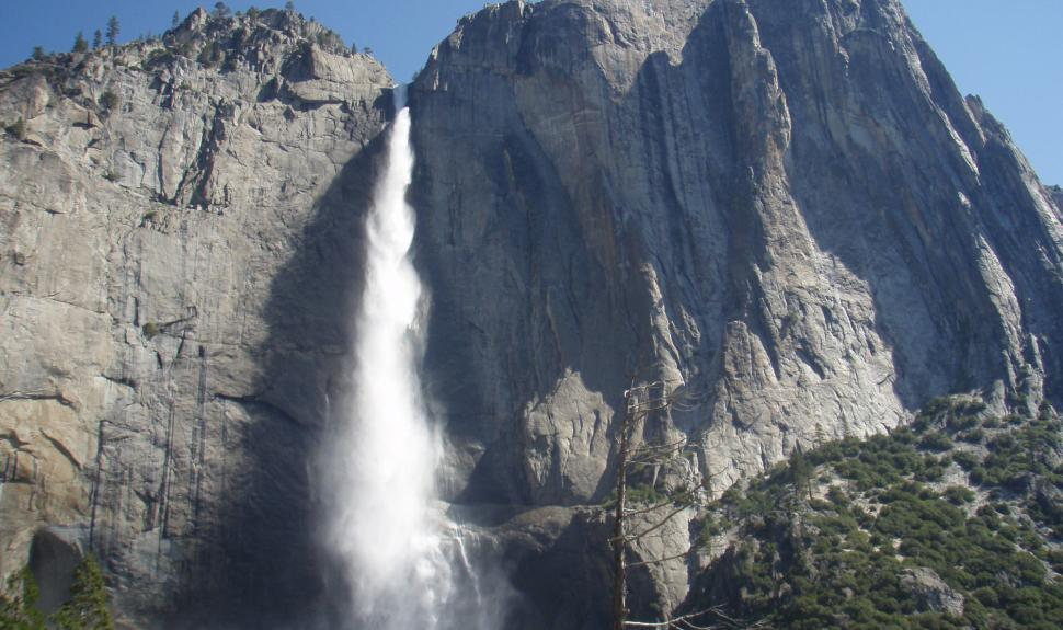 Yosemite Falls to Snow Creek Loop