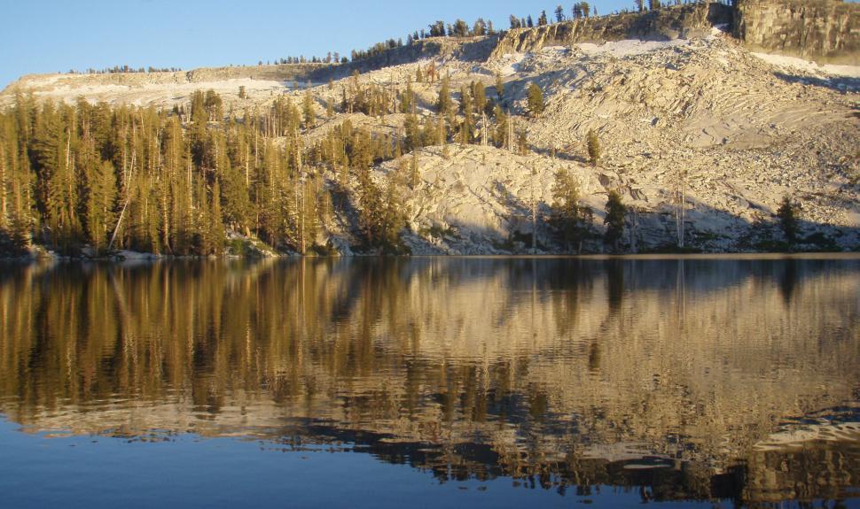 Yosemite – Ostrander Lake
