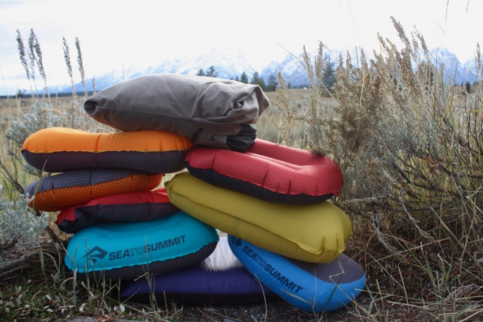 Going Backpacking? Don't Forget Your Pack Pillow